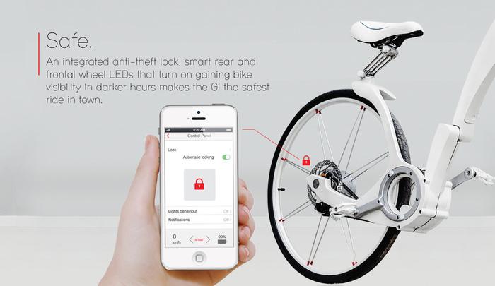 folding electric bicycle 7