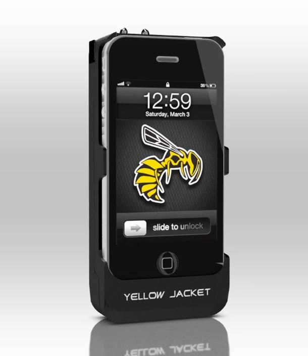 Yellow Jacket Case Iphone